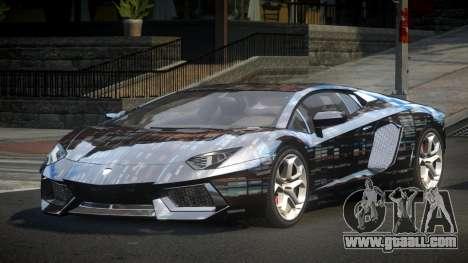 Lamborghini Aventador BS LP700 PJ10 for GTA 4