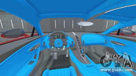 Bugatti Chiron 2016〡add-on v3.0