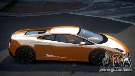 Lamborghini Gallardo IRS for GTA 4