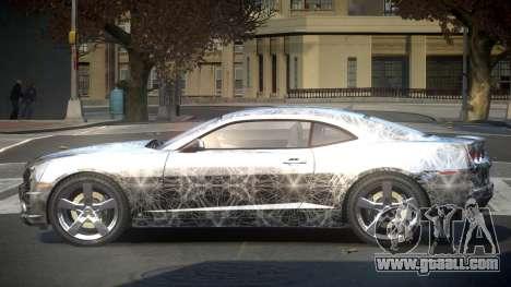 Chevrolet Camaro BS-U S6 for GTA 4