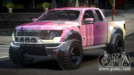 Ford F-150 Raptor GS S10 for GTA 4