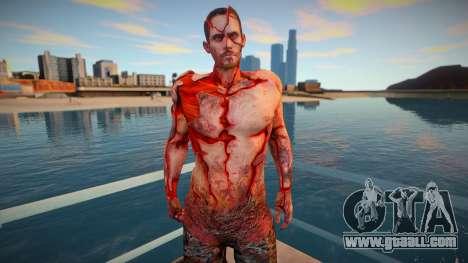 Derek C Simmons Human for GTA San Andreas