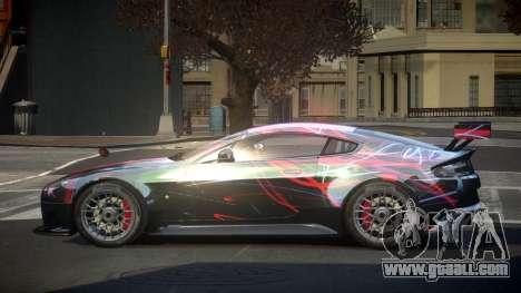 Aston Martin PSI Vantage S3 for GTA 4