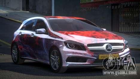 Mercedes-Benz A45 US S7 for GTA 4