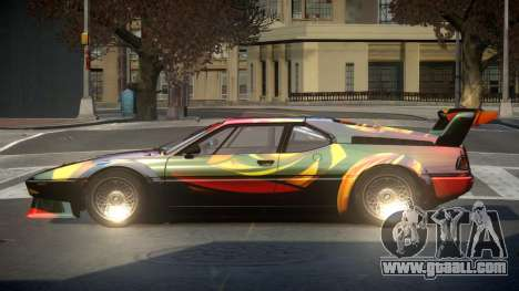 BMW M1 IRS S3 for GTA 4