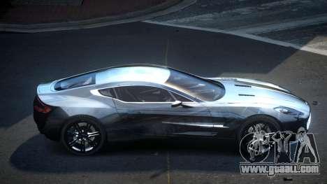 Aston Martin BS One-77 S6 for GTA 4