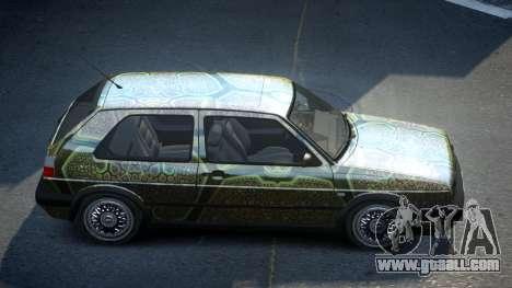Volkswagen Golf SP-U S4 for GTA 4