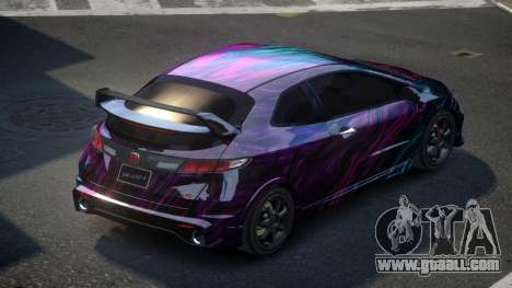 Honda Civic SP Type-R S5 for GTA 4