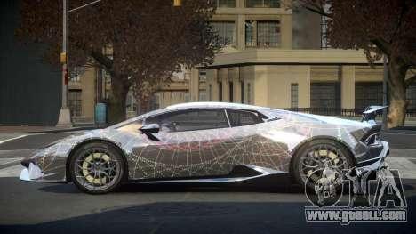 Lamborghini Huracan BS-Z S9 for GTA 4