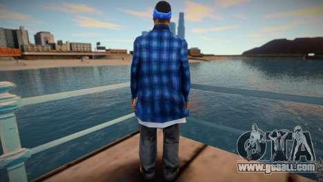 New sfr2 skin for GTA San Andreas