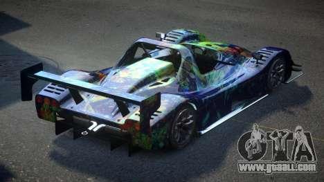 Radical SR8 GII S5 for GTA 4