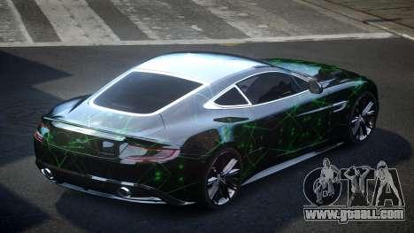 Aston Martin Vanquish iSI S2 for GTA 4