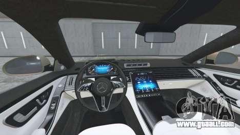 Mercedes-Benz S 500 Lang (V223) 2020〡add-on v1.1