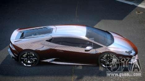 Lamborghini Huracan LP610 S1 for GTA 4