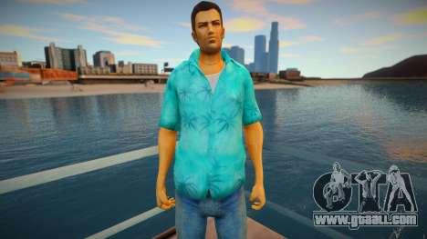 Tommy Vercetti HD for GTA San Andreas