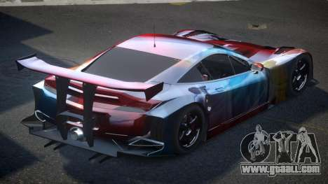 Honda HSV US S10 for GTA 4