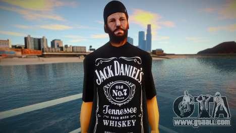 Str3sU ComputerS Skin - Jack Daniels for GTA San Andreas