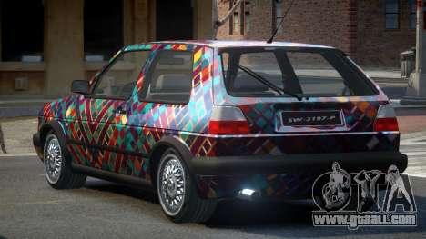 Volkswagen Golf SP-U S9 for GTA 4