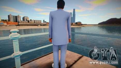 Daisaku Kuze - Yakuza 0 for GTA San Andreas