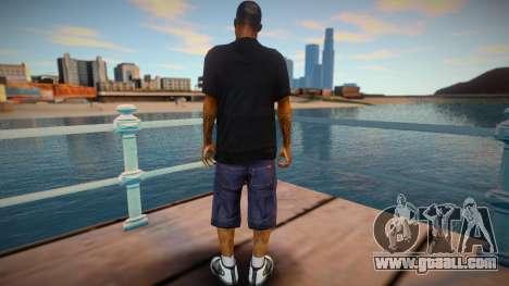Howard v2 for GTA San Andreas
