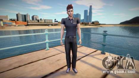 Sims 4 Man Skin for GTA San Andreas