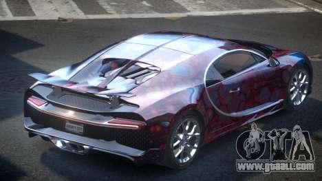 Bugatti Chiron BS-R S9 for GTA 4