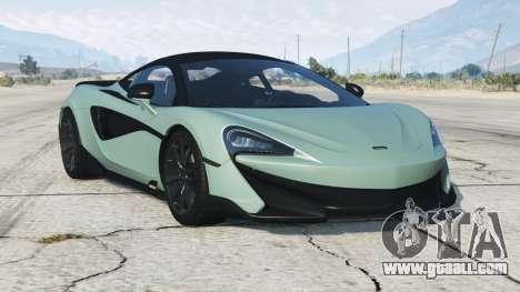 McLaren 600LT 2018〡add-on v2.0