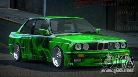 BMW M3 E30 iSI S3 for GTA 4
