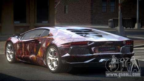 Lamborghini Aventador BS LP700 PJ1 for GTA 4