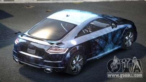 Audi TT U-Style S8 for GTA 4