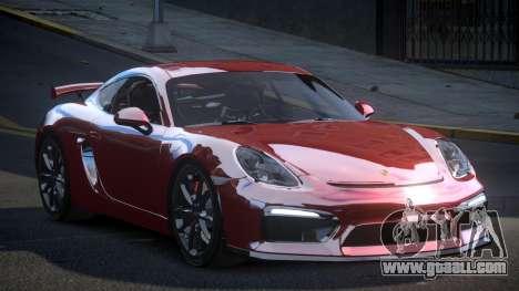 Porsche 718 Cayman GT4 for GTA 4