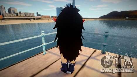 Raditz from Dragon Ball Z Budokai Tenkaichi 3 for GTA San Andreas
