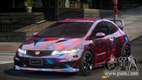 Honda Civic SP Type-R S2 for GTA 4