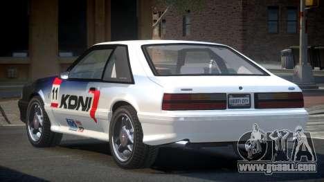 Ford Mustang SVT 90S S7 for GTA 4
