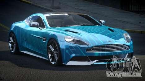Aston Martin Vanquish iSI S9 for GTA 4