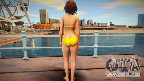 Tsukushi Innocense skin for GTA San Andreas