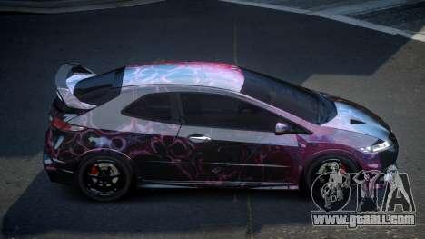 Honda Civic SP Type-R S8 for GTA 4