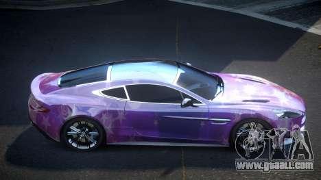 Aston Martin Vanquish iSI S8 for GTA 4