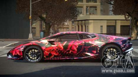 Lamborghini Huracan GST S4 for GTA 4