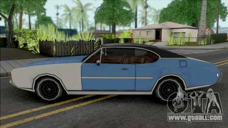 Improved Clover for GTA San Andreas