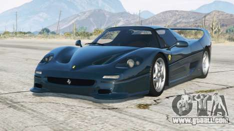 Ferrari F50 1995〡add-on v1.4