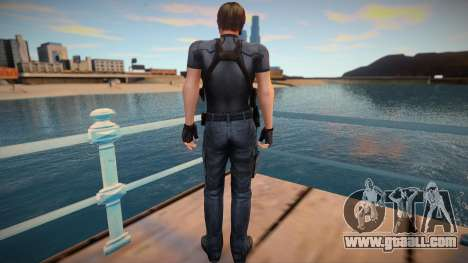 Leon Re4 Mod for GTA San Andreas