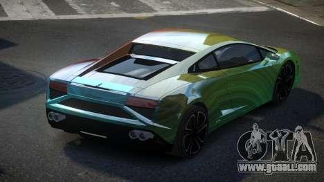 Lamborghini Gallardo IRS S8 for GTA 4