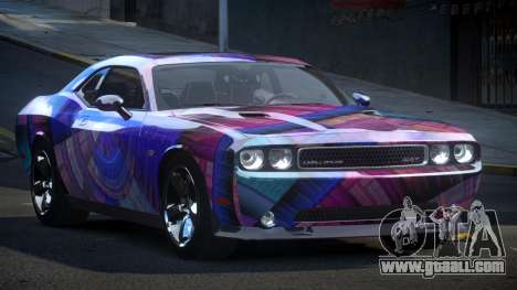 Dodge Challenger SP 392 S7 for GTA 4