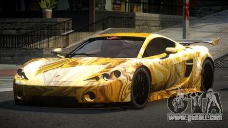 Ascari A10 BS-U S4 for GTA 4