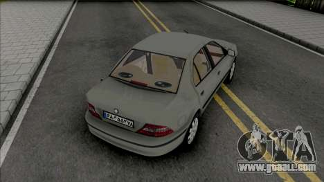 Ikco Samand SE for GTA San Andreas