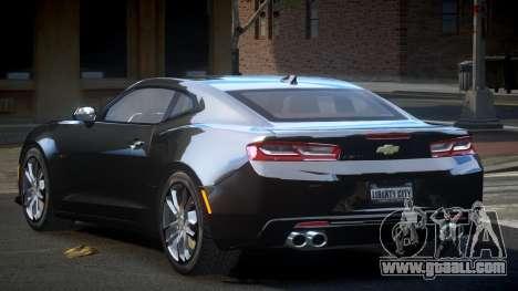 Chevrolet Camaro GS-R for GTA 4