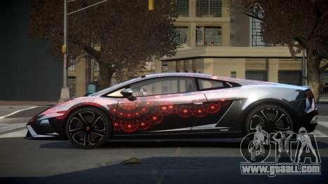 Lamborghini Gallardo IRS S7 for GTA 4