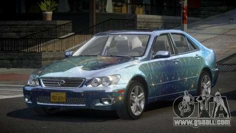 Lexus IS300 U-Style S5 for GTA 4