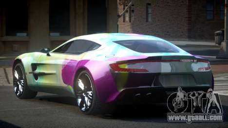 Aston Martin BS One-77 S10 for GTA 4